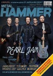 Okładka książki Metal Hammer nr 347 05/2020 Redakcja magazynu Metal Hammer