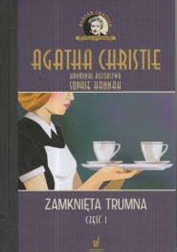Okładka książki Zamknięta trumna część 1 Agatha Christie
