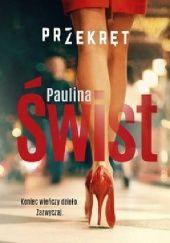 Okładka książki Przekręt Paulina Świst