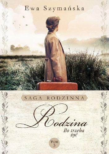 Okładka książki Rodzina Ewa Szymańska