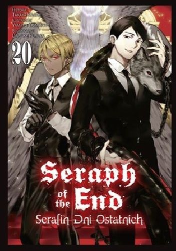 Okładka książki Seraph of the End - Serafin Dni Ostatnich #20 Furuya Daisuke,Takaya Kagami,Yamato Yamamoto