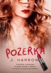 Okładka książki Pozerka J. Harrow