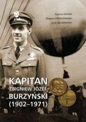 Okładka książki Kapitan Zbigniew Burzyński (1902-1971)