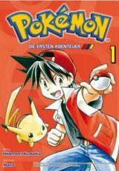 Okładka książki Pokémon - Die ersten Abenteuer 1