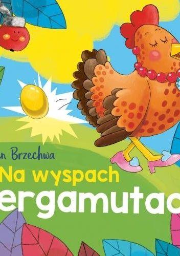 Okładka książki Na wyspach Bergamutach Jan Brzechwa
