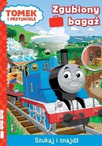 Okładka książki Tomek i przyjaciele. Zgubiony bagaż Rebecca Oku