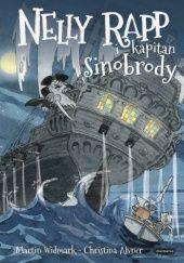 Okładka książki Nelly Rapp i kapitan Sinobrody