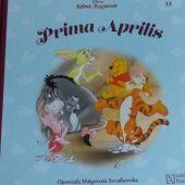Okładka książki Prima Aprilis Małgorzata Strzałkowska