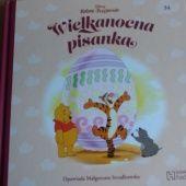 Okładka książki Wielkanocna pisanka Małgorzata Strzałkowska