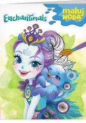 Okładka książki Enchantimals™. Maluj wodą