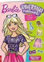 Okładka książki Barbie™. Ubieranki, naklejanki