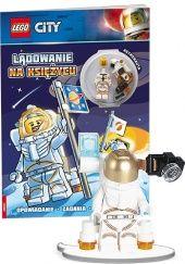 Okładka książki LEGO® City . Lądowanie na Księżycu praca zbiorowa