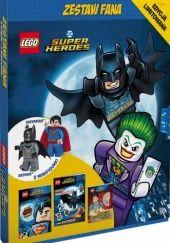 Okładka książki ZESTAW FANA. LEGO® DC Super Heroes