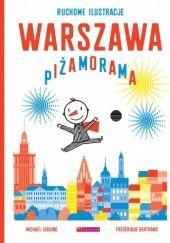 Okładka książki Warszawa Piżamorama