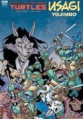 Okładka książki Teenage Mutant Ninja Turtles/ Usagi Yojimbo