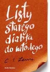 Okładka książki Listy starego diabła do młodego Clive Staples Lewis