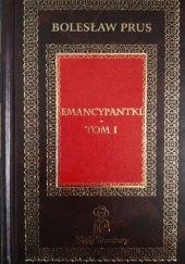 Okładka książki Emancypantki. Tom I