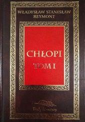 Okładka książki Chłopi. Tom I