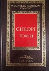 Okładka książki Chłopi. Tom II