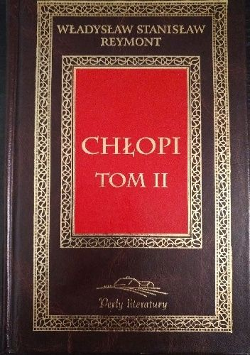 Okładka książki Chłopi. Tom II Władysław Stanisław Reymont