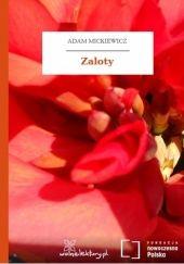 Okładka książki Zaloty