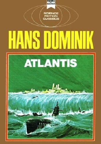 Okładka książki Atlantis Hans Dominik