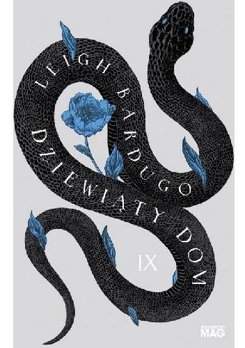 Okładka książki Dziewiąty dom Leigh Bardugo