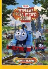 Okładka książki Tomek i przyjaciele. Podróż poza wyspę Sodor