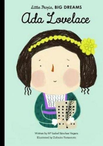 Okładka książki Ada Lovelace Maria Isabel Sanchez Vegara