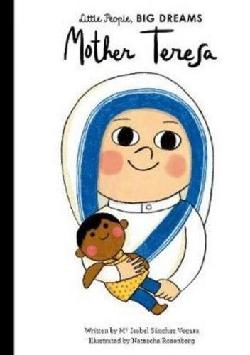 Okładka książki Mother Teresa Maria Isabel Sanchez Vegara