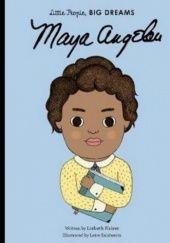 Okładka książki Maya Angelou