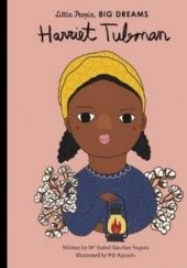 Okładka książki Harriet Tubman
