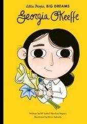 Okładka książki Georgia O'Keeffe