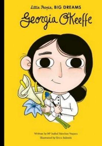 Okładka książki Georgia O'Keeffe Maria Isabel Sanchez Vegara