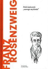 """Okładka książki Franz Rosenzweig. Doświadczenie """"nowego myślenia"""" autor nieznany"""
