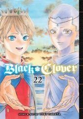 Okładka książki Black Clover #22