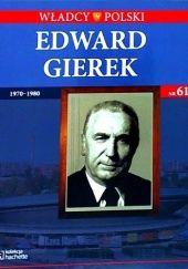 Okładka książki Edward Gierek praca zbiorowa
