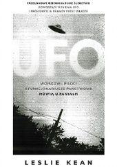 Okładka książki UFO. Wojskowi, piloci i funkcjonariusze państwowi mówią o faktach