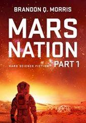 Okładka książki Mars Nation 1