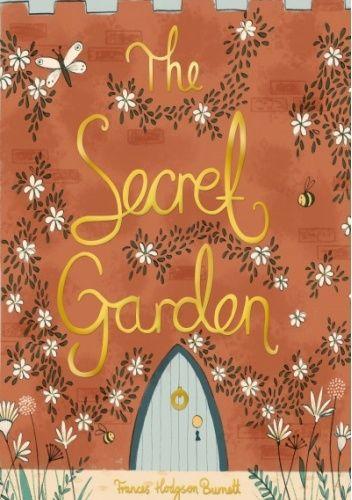 Okładka książki Secret Garden Frances Hodgson Burnett