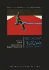 Okładka książki Filozofia prawa. Normy i fakty