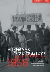 Okładka książki Poznański Czerwiec 1956