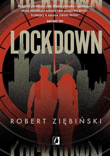 Okładka książki Lockdown Robert Ziębiński