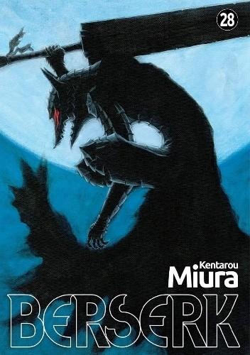 Okładka książki Berserk #28 Kentarō Miura