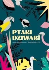 Okładka książki Ptaki dziwaki
