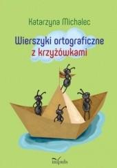 Okładka książki Wierszyki ortograficzne z krzyżowkami