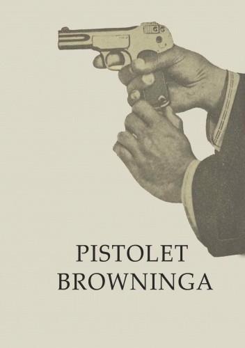 Okładka książki Pistolet Browninga brak danych