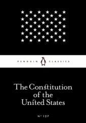 Okładka książki The Constitution of the United States
