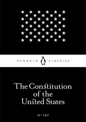 Okładka książki The Constitution of the United States praca zbiorowa