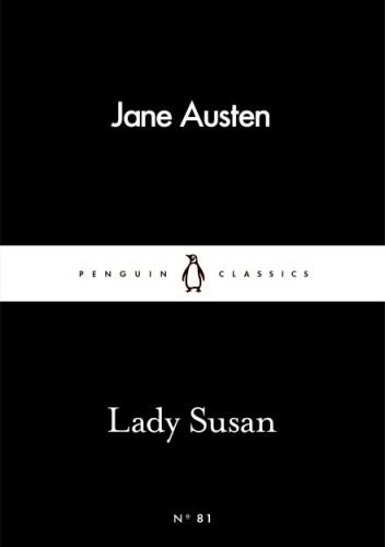 Okładka książki Lady Susan Jane Austen
